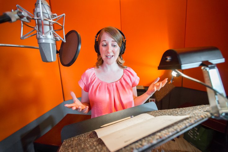 Get a good voice over job with an amazing voice record