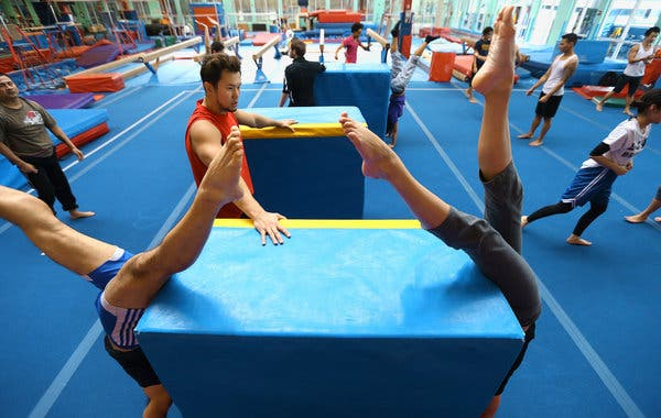 Understanding the need to attend gymnastic classes